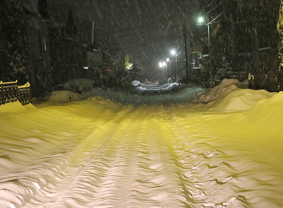 sneg u svrljigu