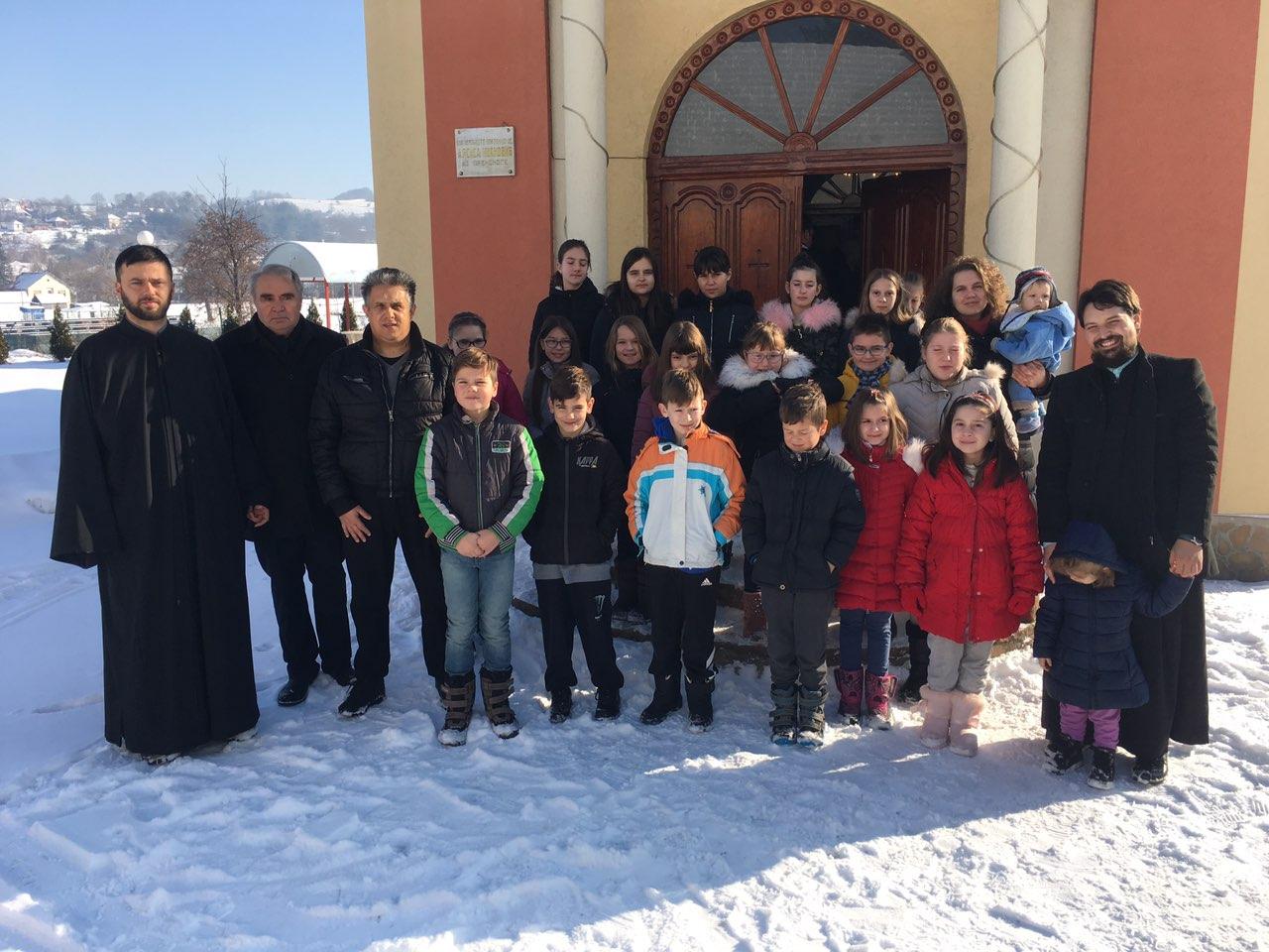 Sveta liturgija posvećena Svetom Savi