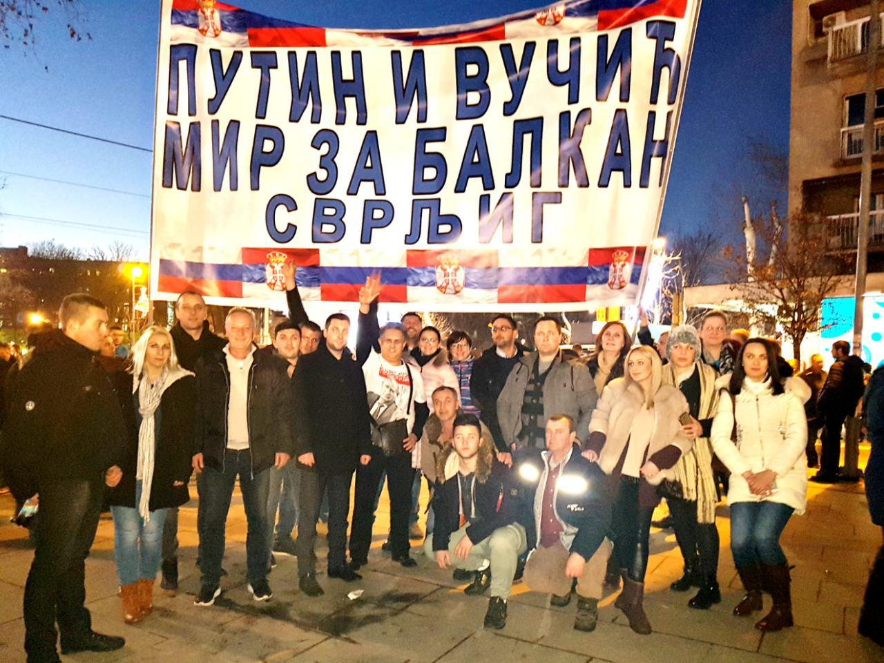MILETIĆ: Putin i Vučić – Mir za Balkan