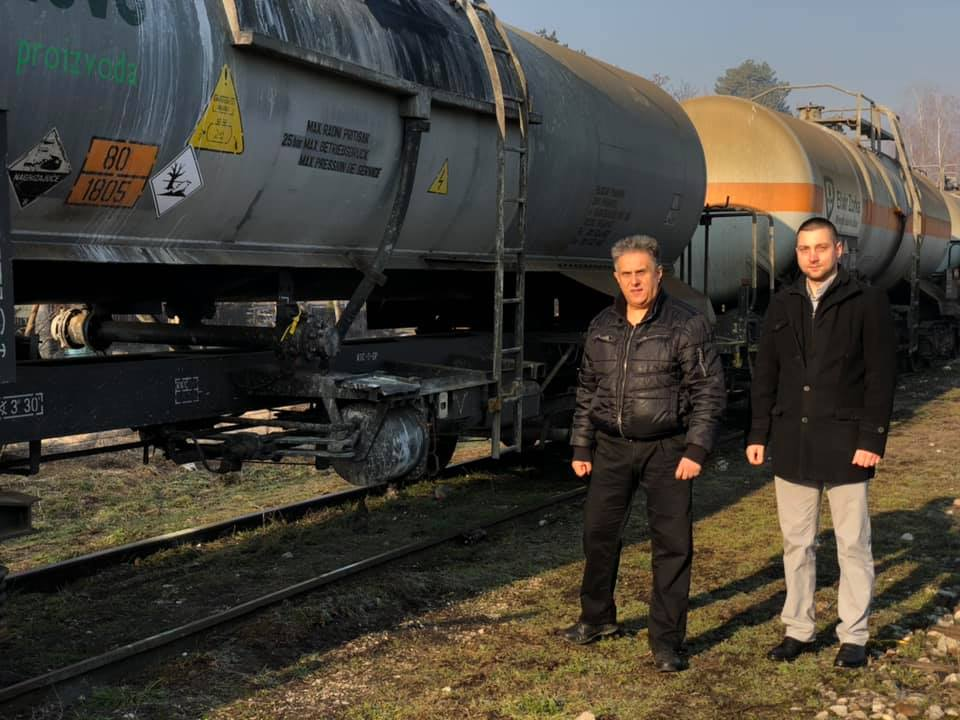Miletić i Marković, foto: M.M.