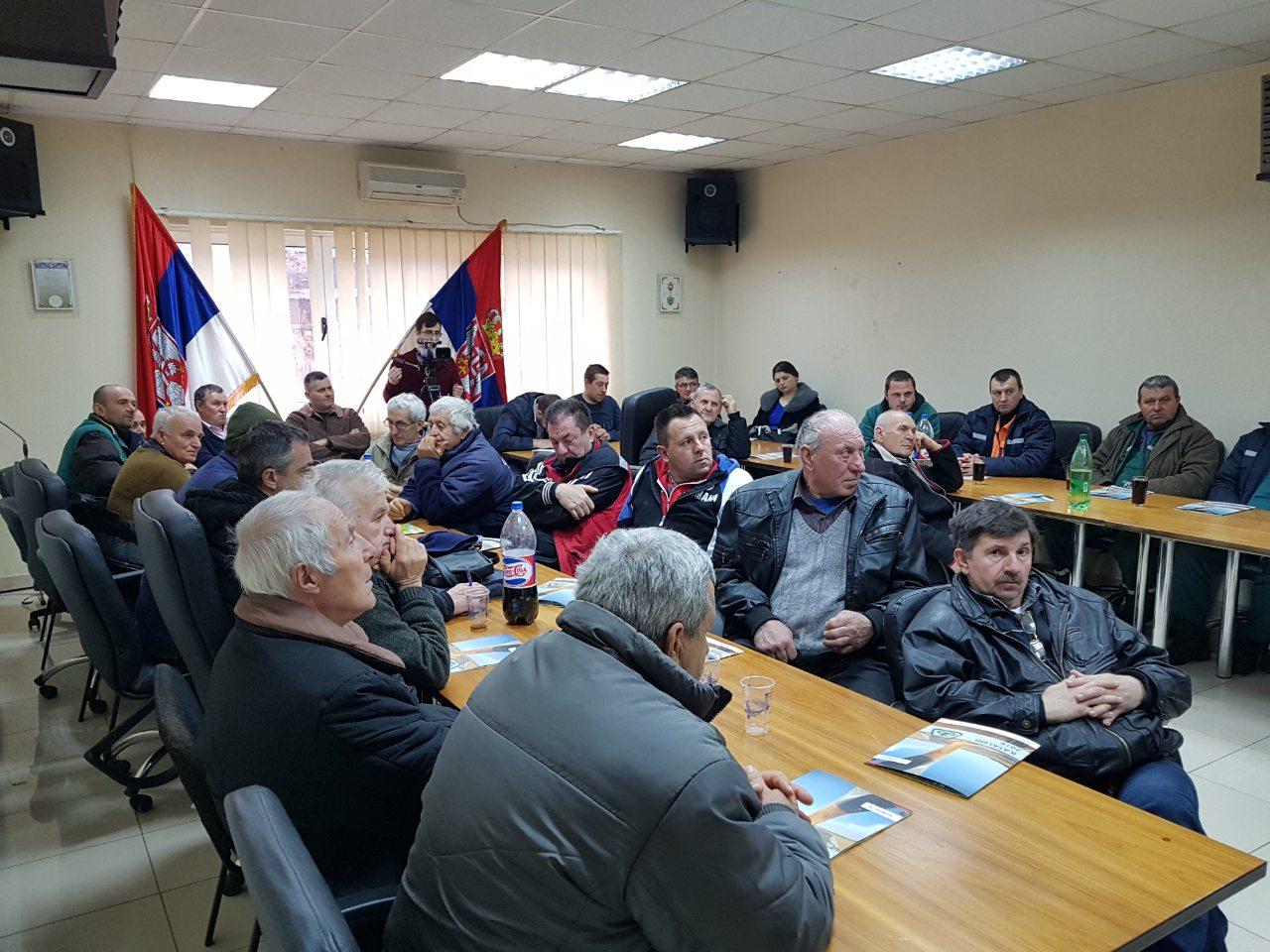 Održano predavanje za poljoprivrednike opštine Svrljig