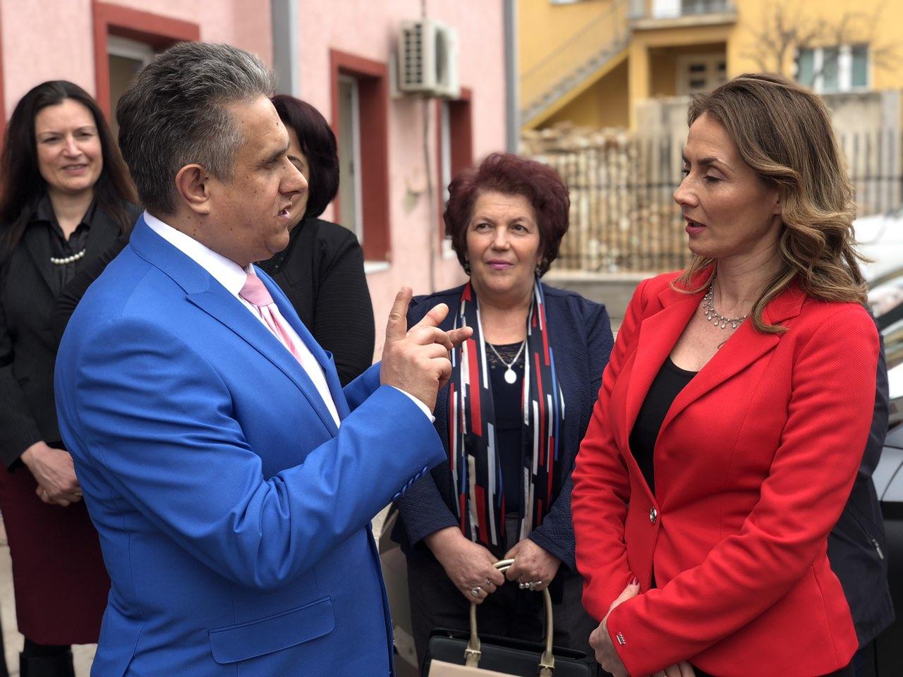 Miletić i Janković u razgoMiletić i Janković u razgovoru, foto: M.M. voru, foto: M.M.