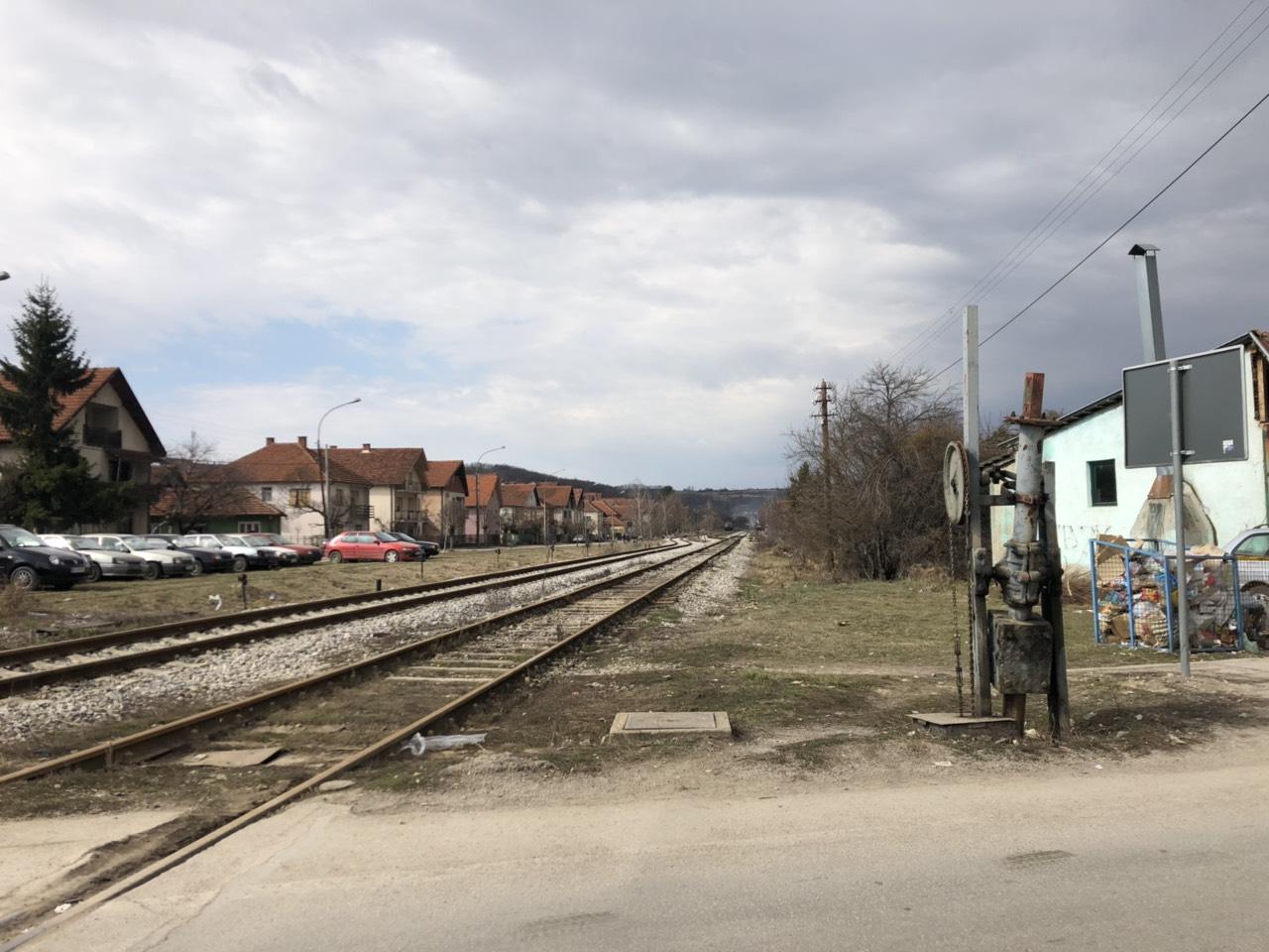 Rampa bez branika, foto: M. Miladinović, portal ,,Svrljiške novine''
