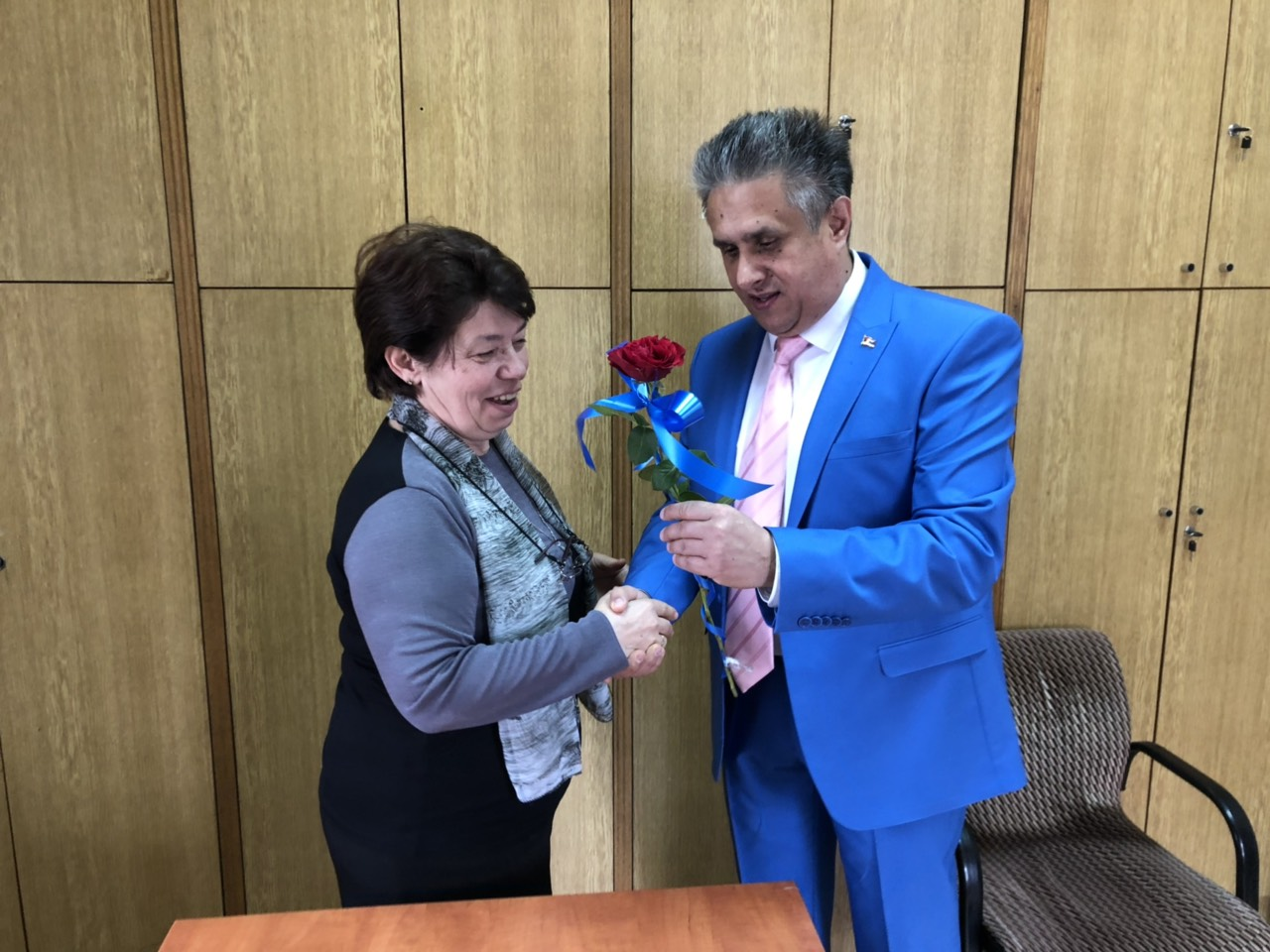 Narodni poslanik Milija Miletić čestita 8. mart