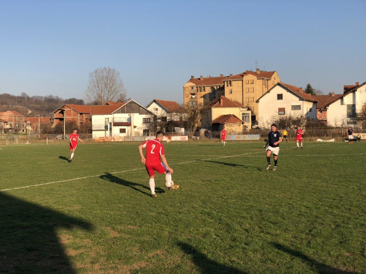 FK ,,Svrljig'' - ,,Kablovi'' 1:0, foto: M.S.