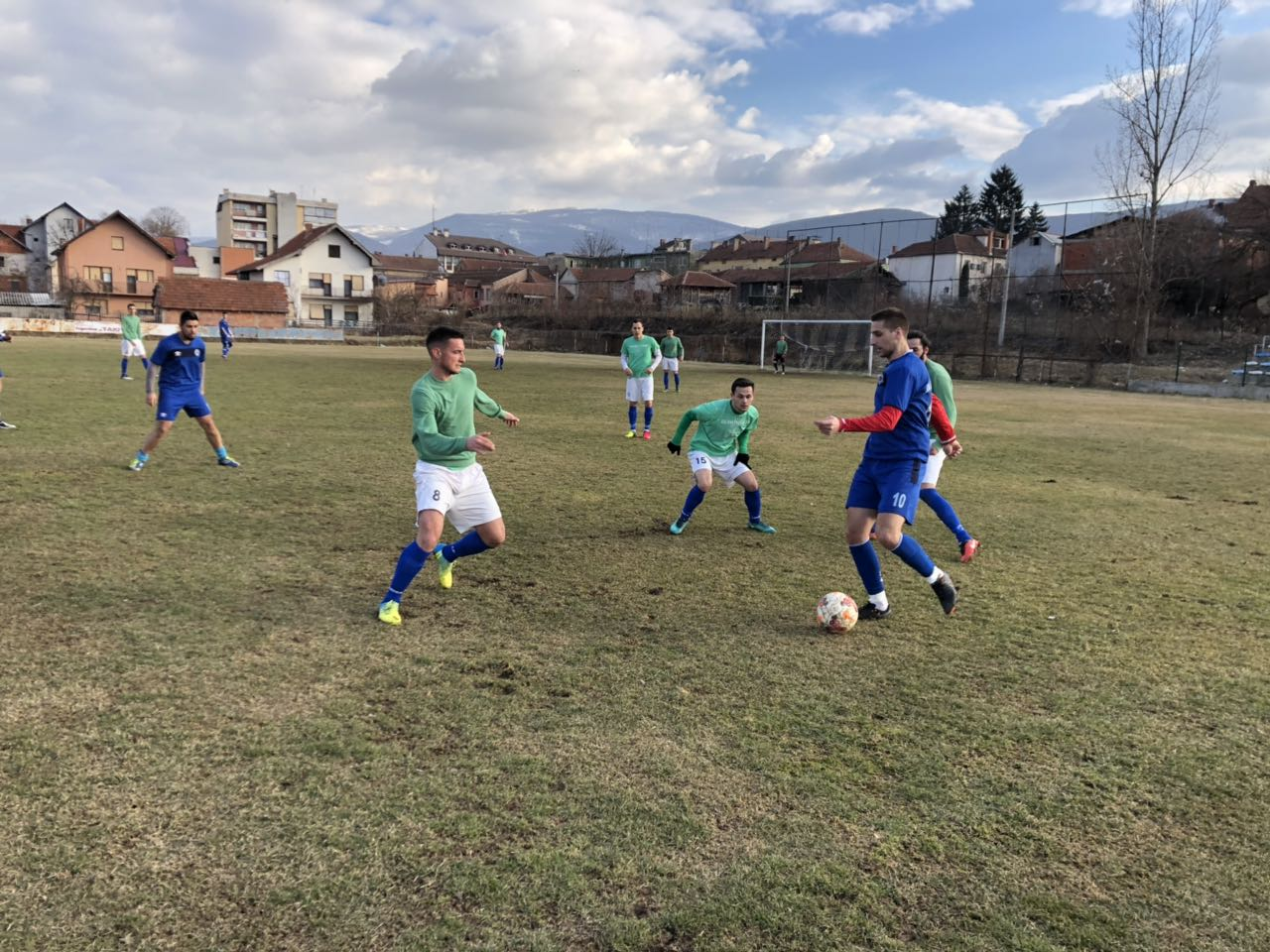 """Fudbaleri FK ,,Svrljig"""" upisali novu pobedu u prijateljskom meču"""