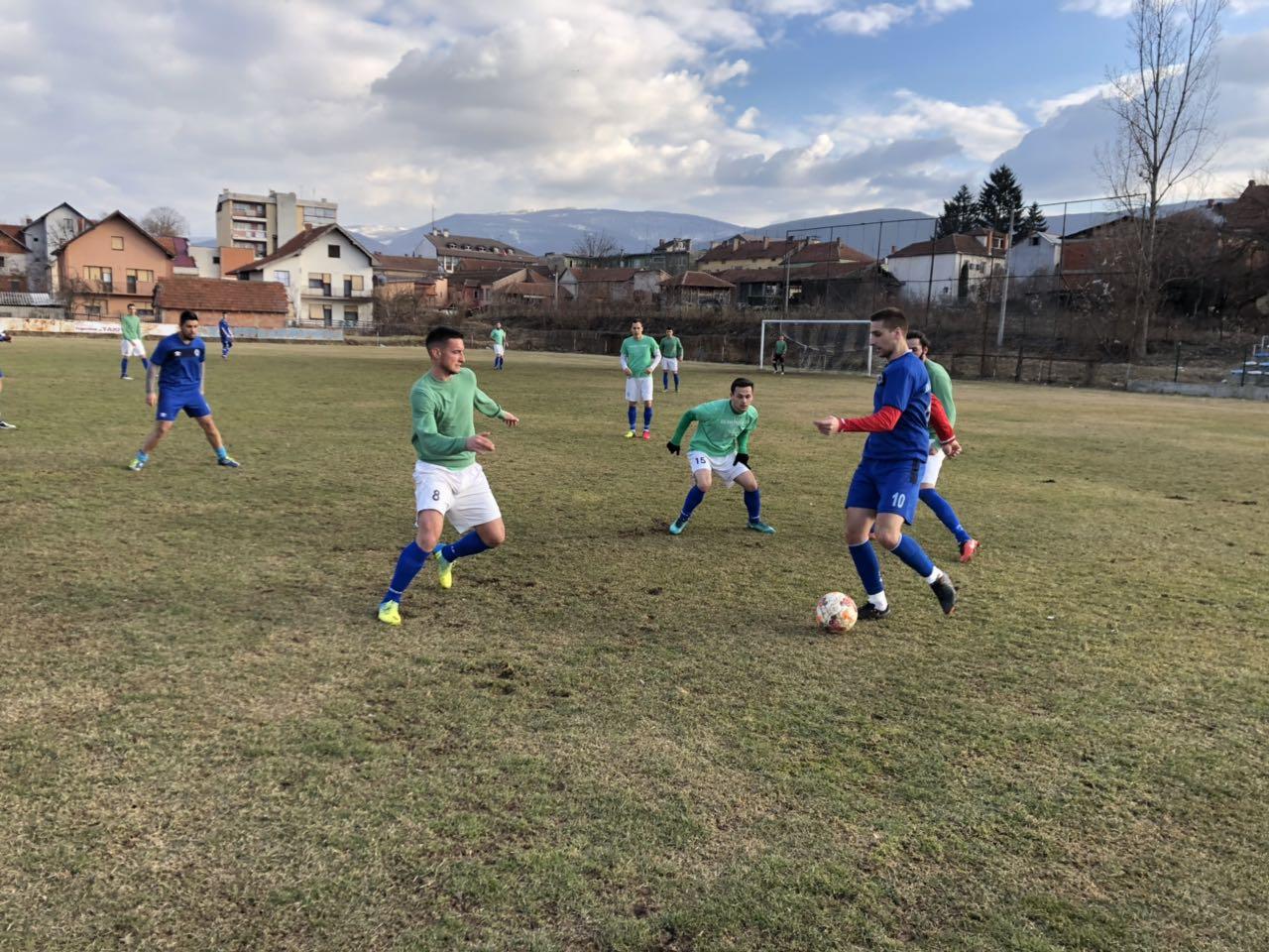 Fudbaleri FK ,,Svrljig'', foto: M.M.
