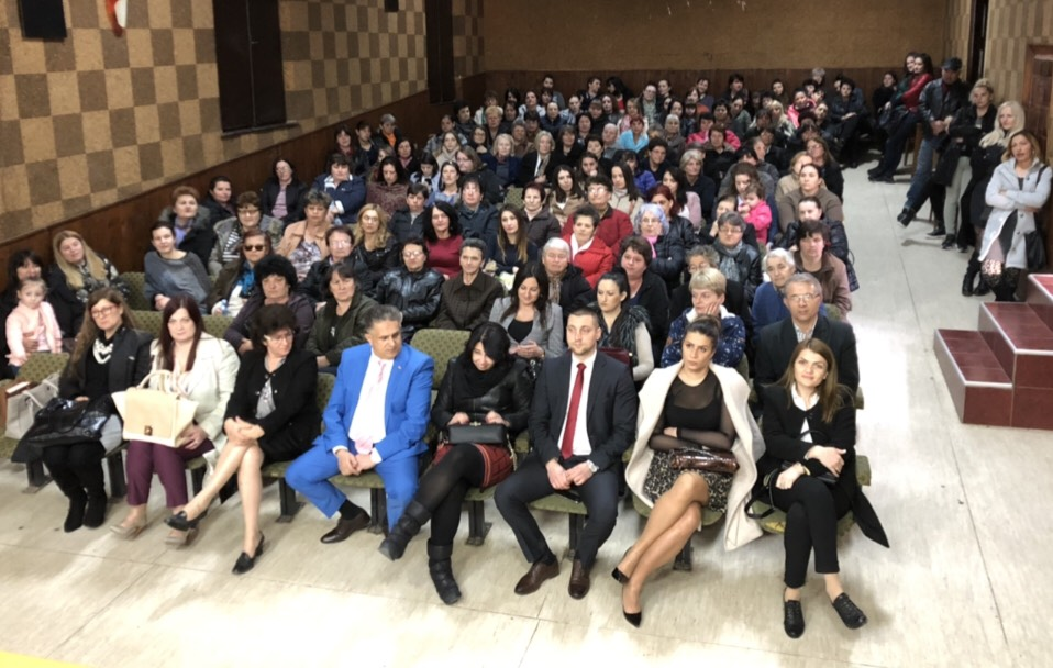 Seljačka stranka obeležila Međunarodni dan žena