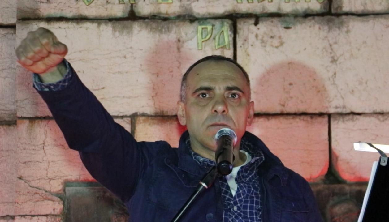 Bratislav Mitić pokrenuo proteste u Svrljigu protiv aktuelne vlasti, foto: M.M.