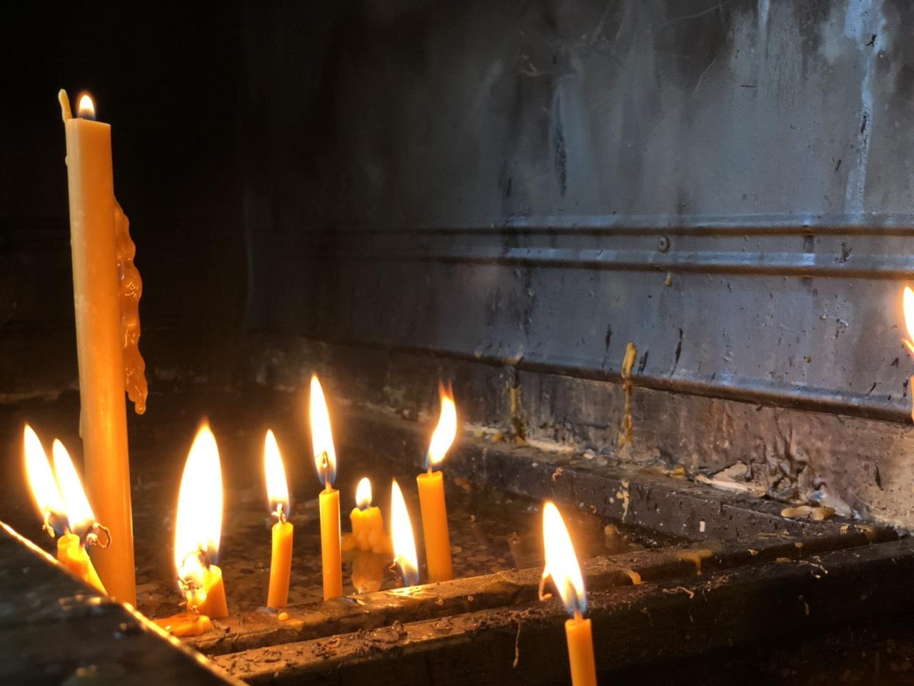 Sveće, foto: M. Stevanović