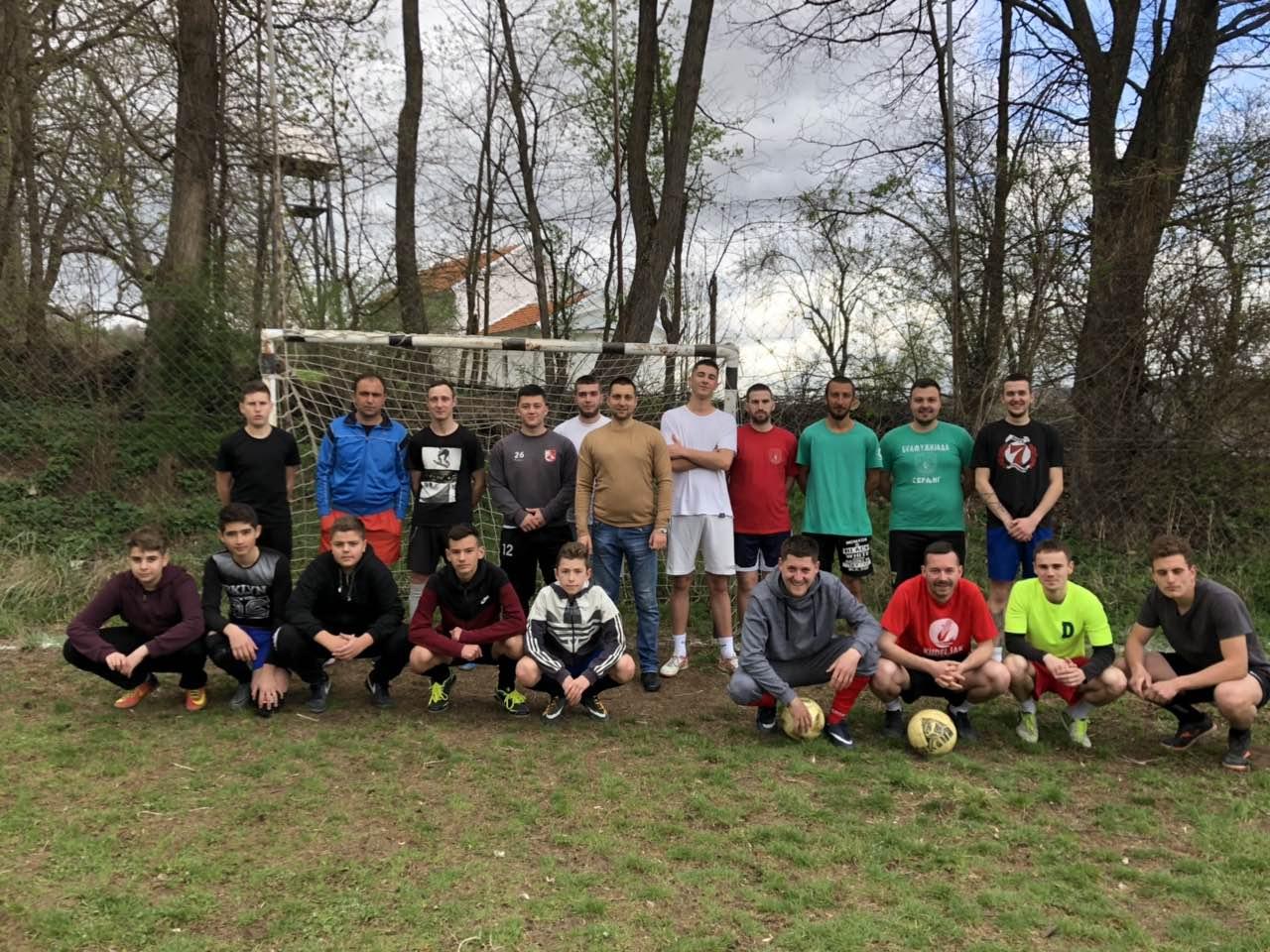 Održan turnir u malom fudbalu u Crnoljevici (VIDEO+FOTO)
