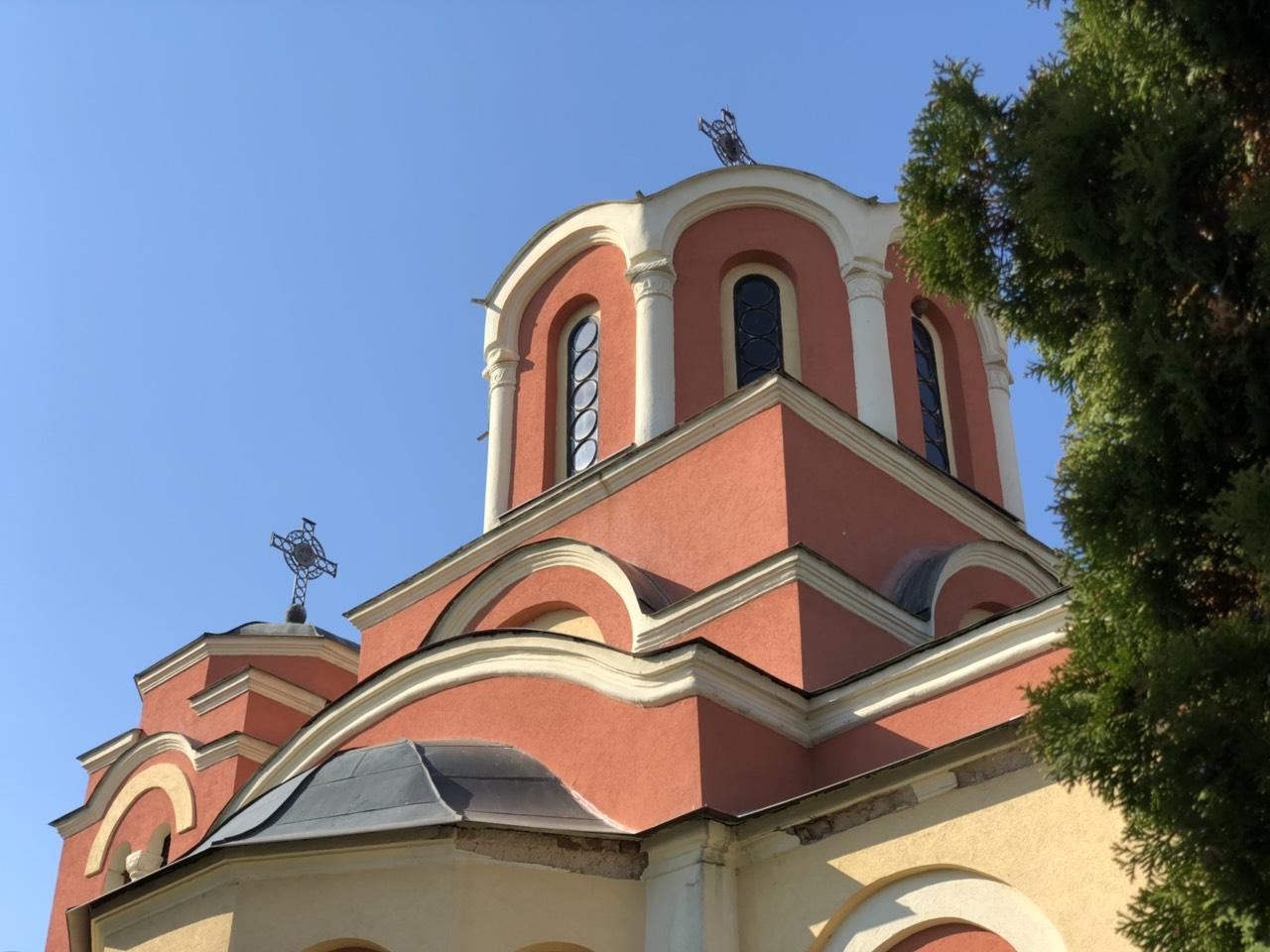 Fasada crkve, foto: D. Miladinović