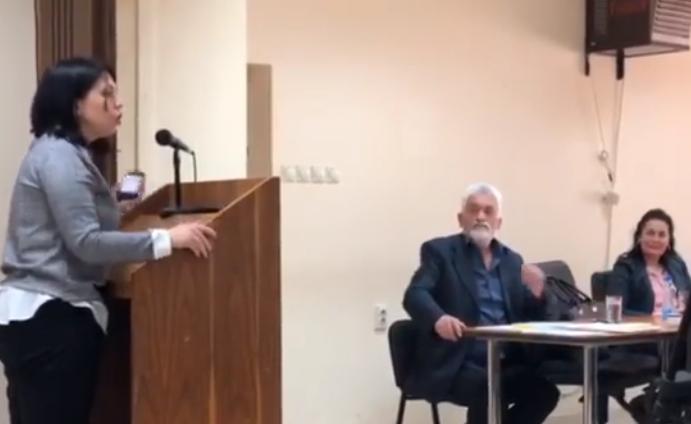 Predsednica opštine, PrtScr, video prilog / Svrljiške novine