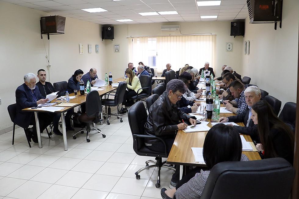 Sednica SO Svrljig, foto: M.Miladinović, Svrljiške novine