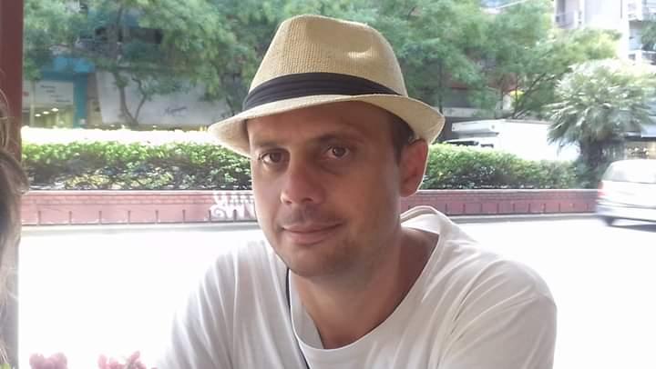 Milan Bogdanović, foto: Privatna arhiva