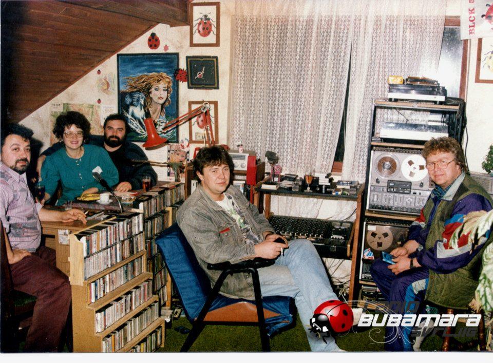 Početak, radio ,,Bubamara'' Svrljig, foto: Arhiva