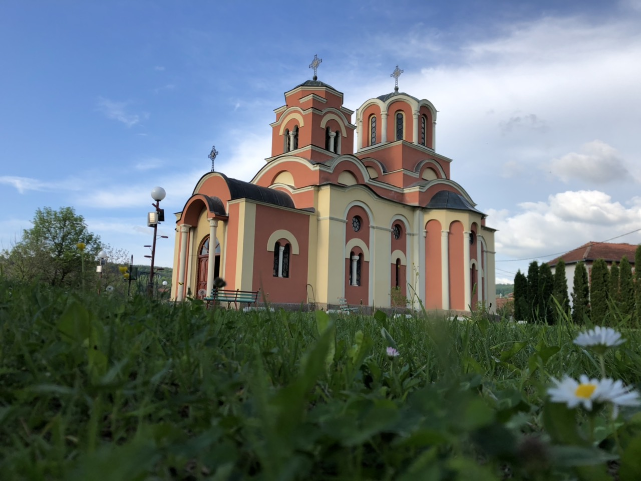 Crkva Svrljig, foto: M.M.