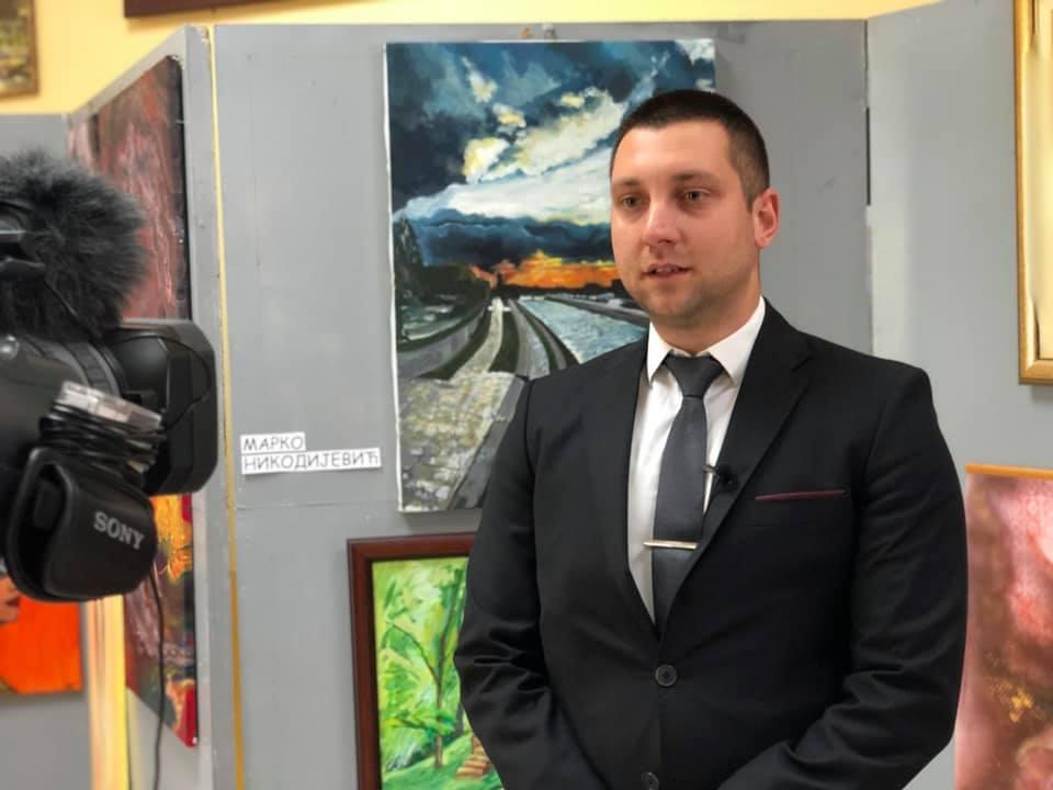 Direktor Miroslav Marković, foto: M. Miladinović