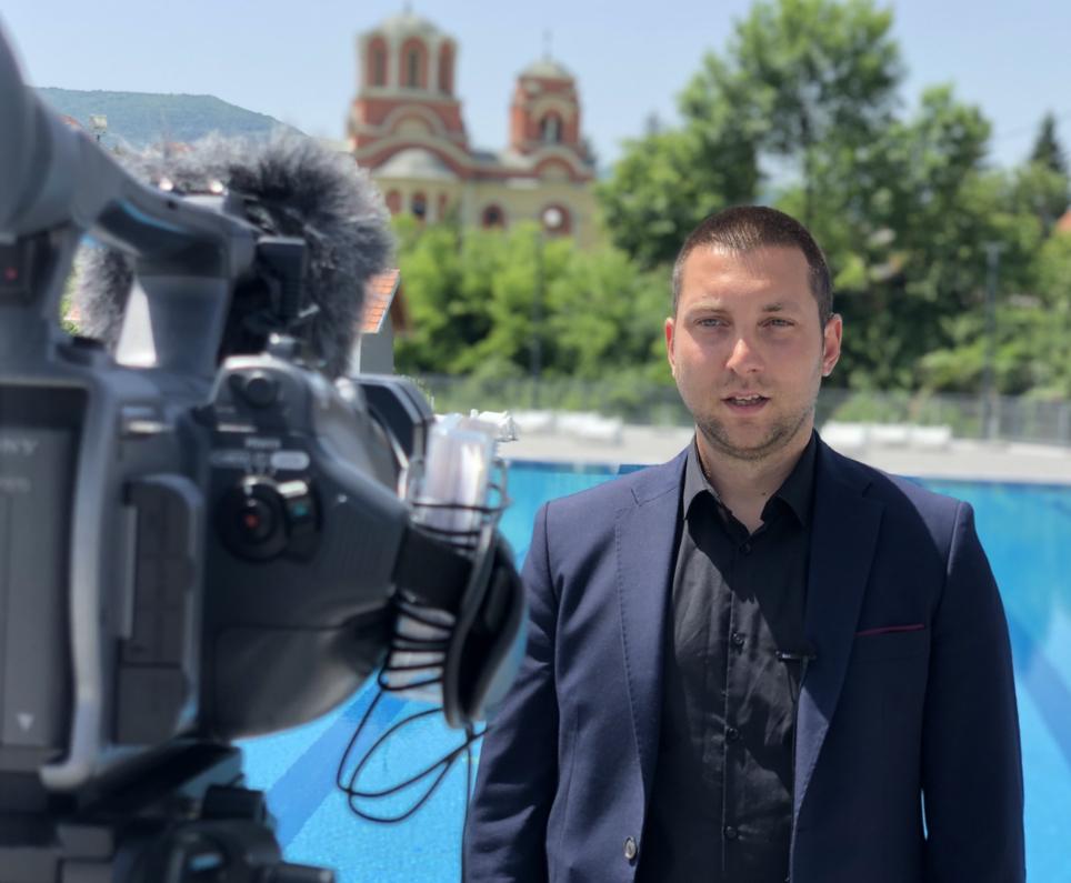 Miroslav Marković, direktor CTKS