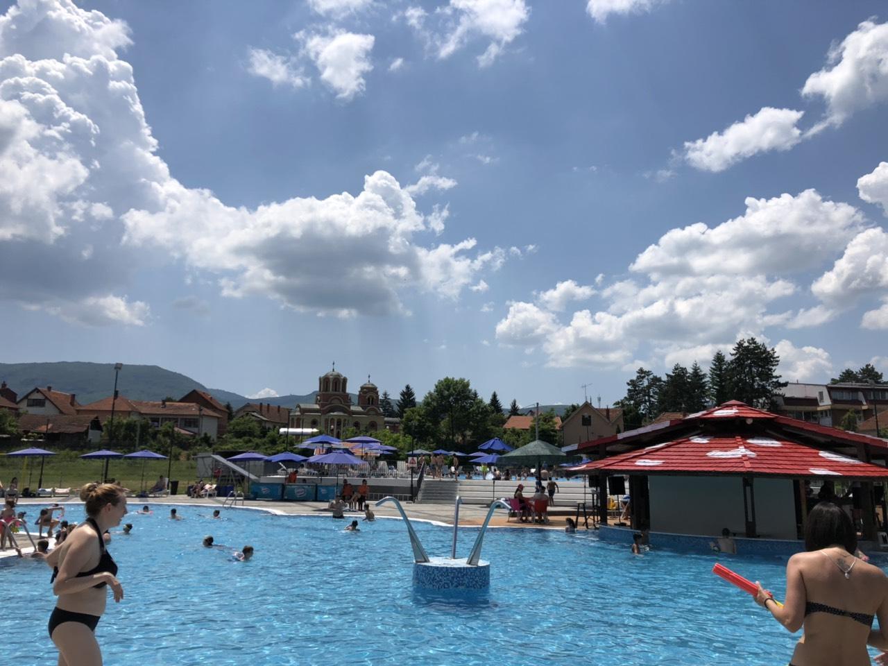 Proteklog vikenda na bazenima u Svrljigu boravilo preko 1000 kupača