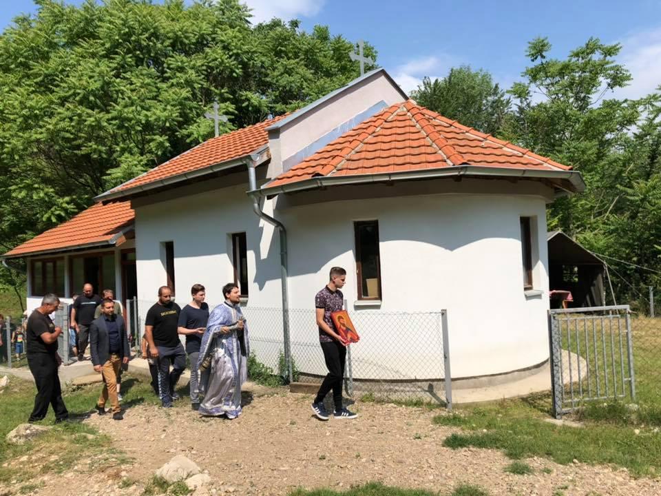 Litija u Beloinju oko crkve Sveti Marko