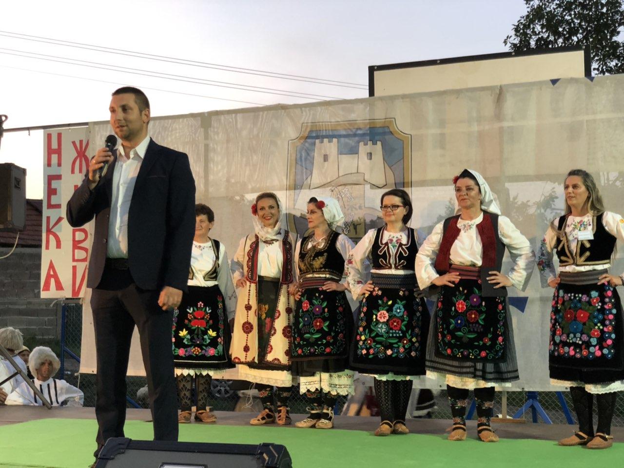 """Održana manifestacija ,,Neka živi selo naše"""" u Prekonogi"""