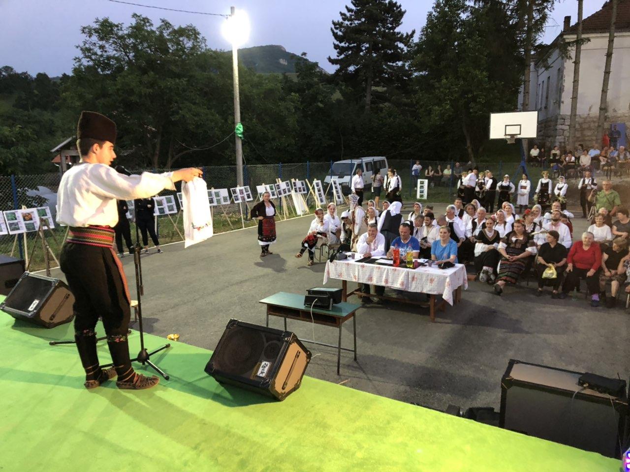 Održana manifestacija ,,Neka živi selo naše'' u Prekonogi 1