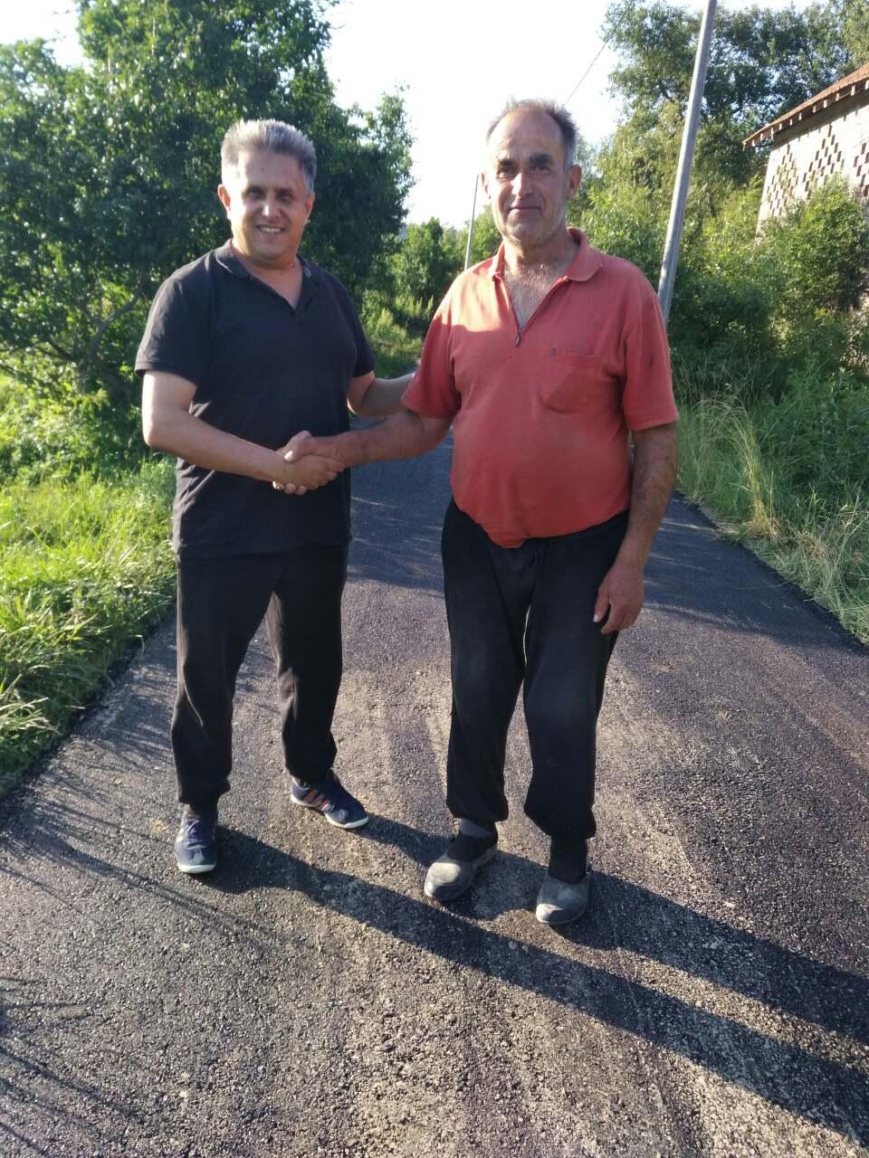 BOLJA PUTNA INFRASTRUKTURA: Novi kilometri asfalta kroz svrljiška sela 1