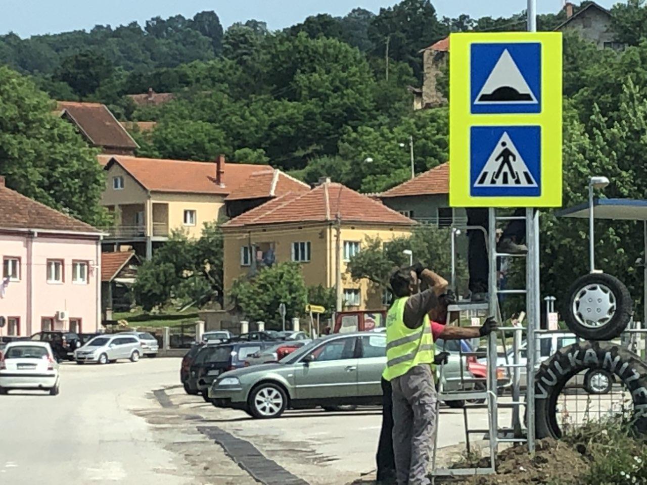 Saobraćajni znakovi, foto: M.M.