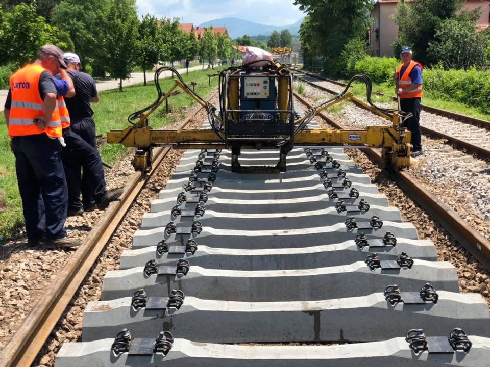 Krenula rekonstrukcija pruge kroz Svrljig