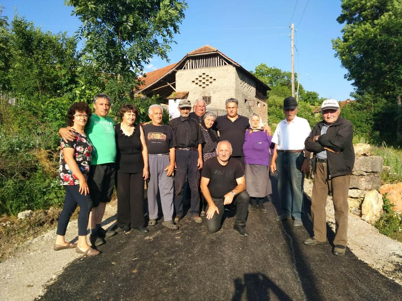 BOLJA PUTNA INFRASTRUKTURA: Novi kilometri asfalta kroz svrljiška sela 2