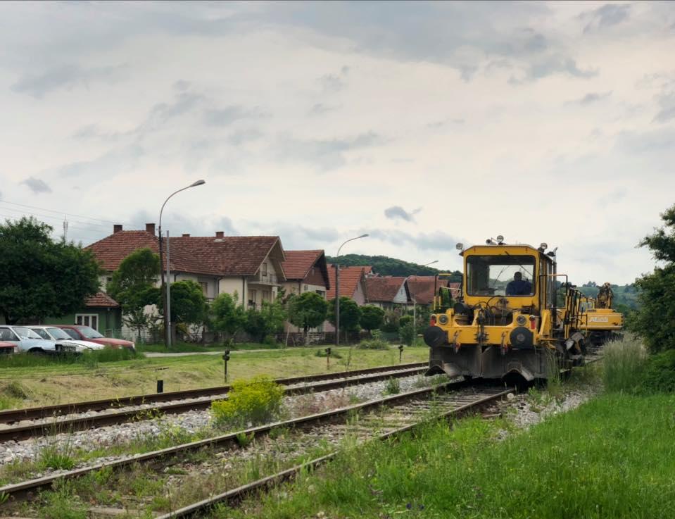 Rekonstrukcija 98.768 metara pruge! Radovi krenuli i u Svrljigu 2