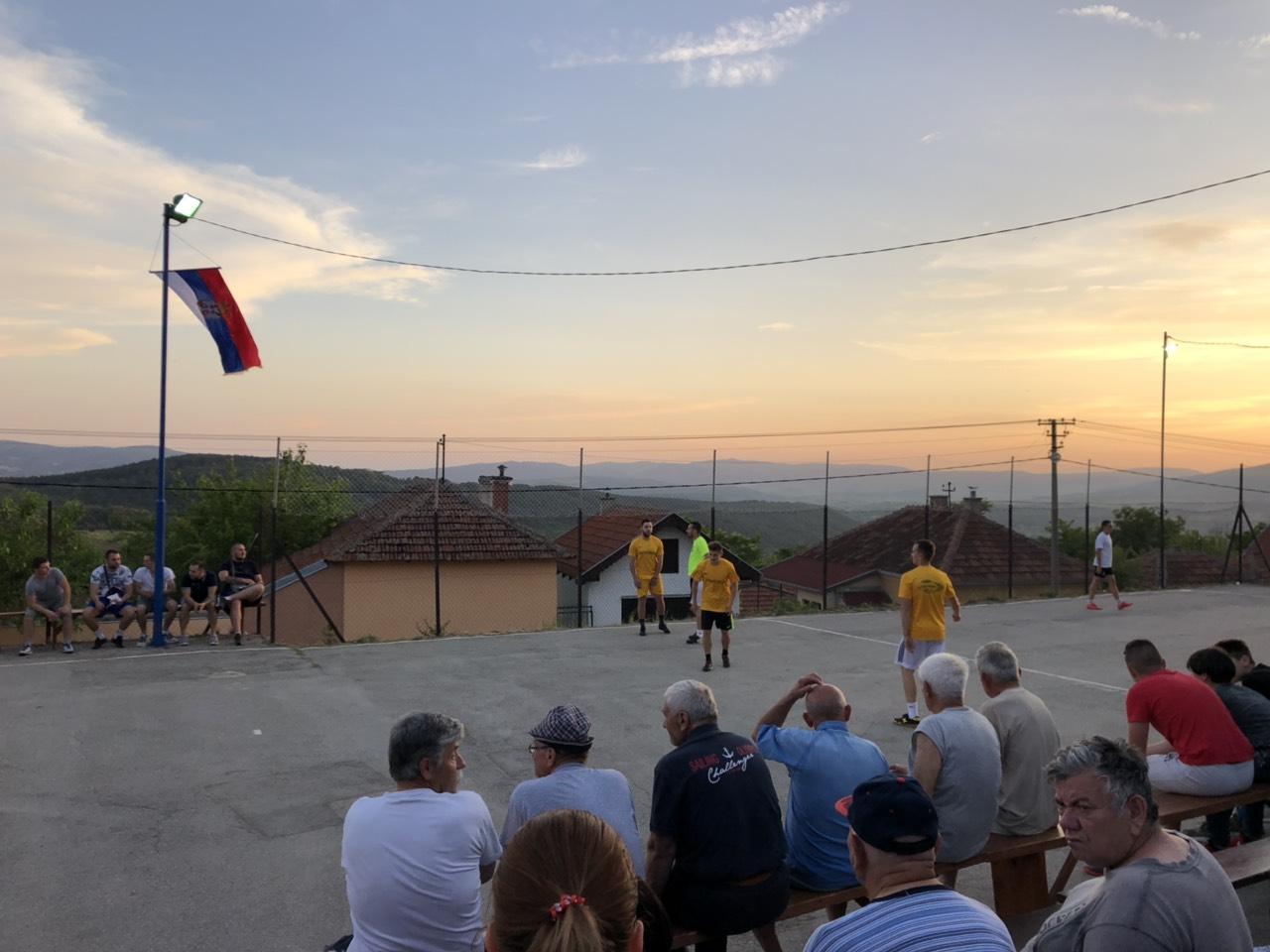 """Počeo VII turnir u malom fudbalu i basketu ,,Tri na tri"""" u selu Drajinac"""