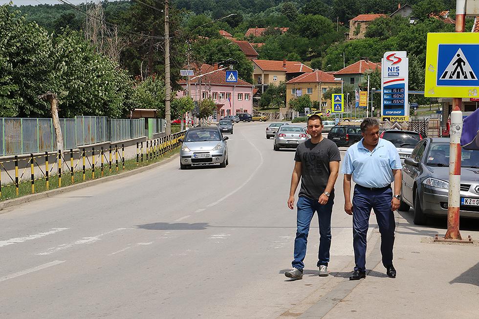 Miletić obišao Radetovu ulicu, foto: A.S.