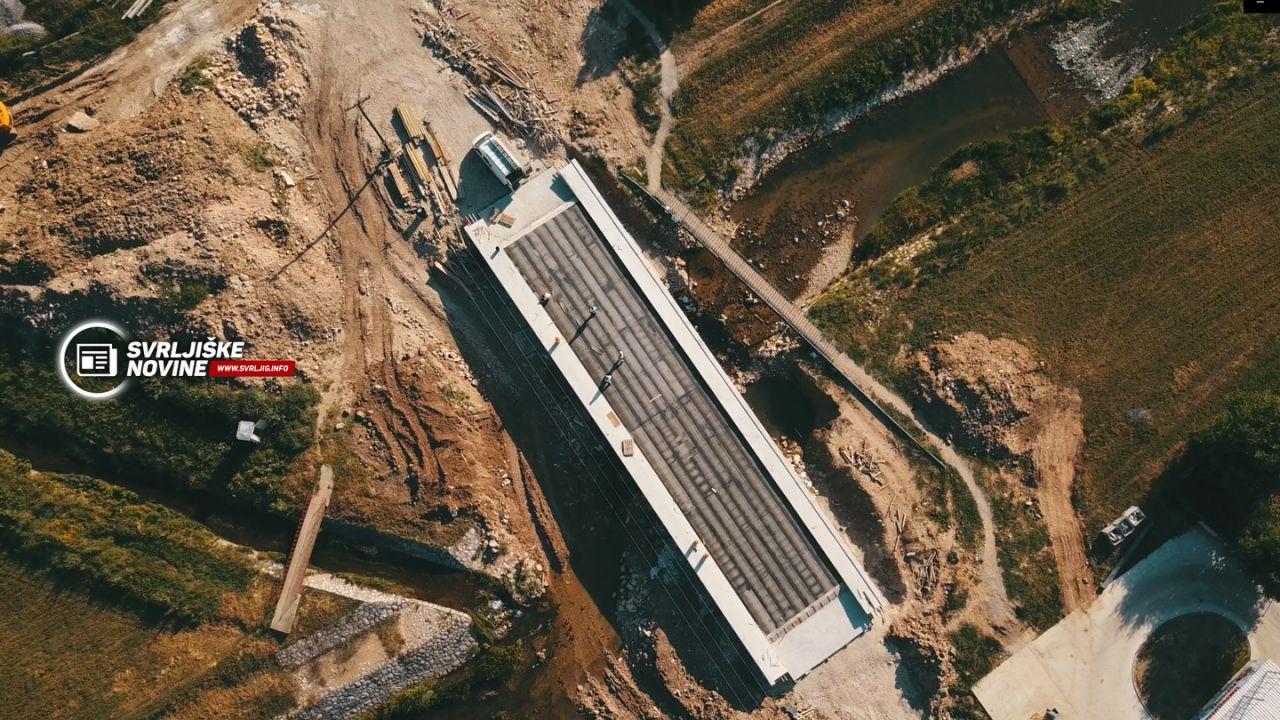 Svrljig uskoro dobija novi most (VIDEO+FOTO)