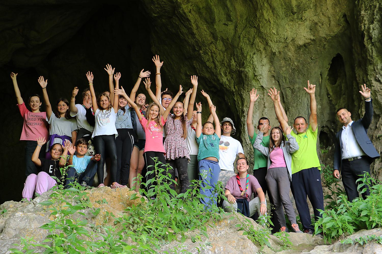Pozdrav iz pećine Samar, foto: M.M.