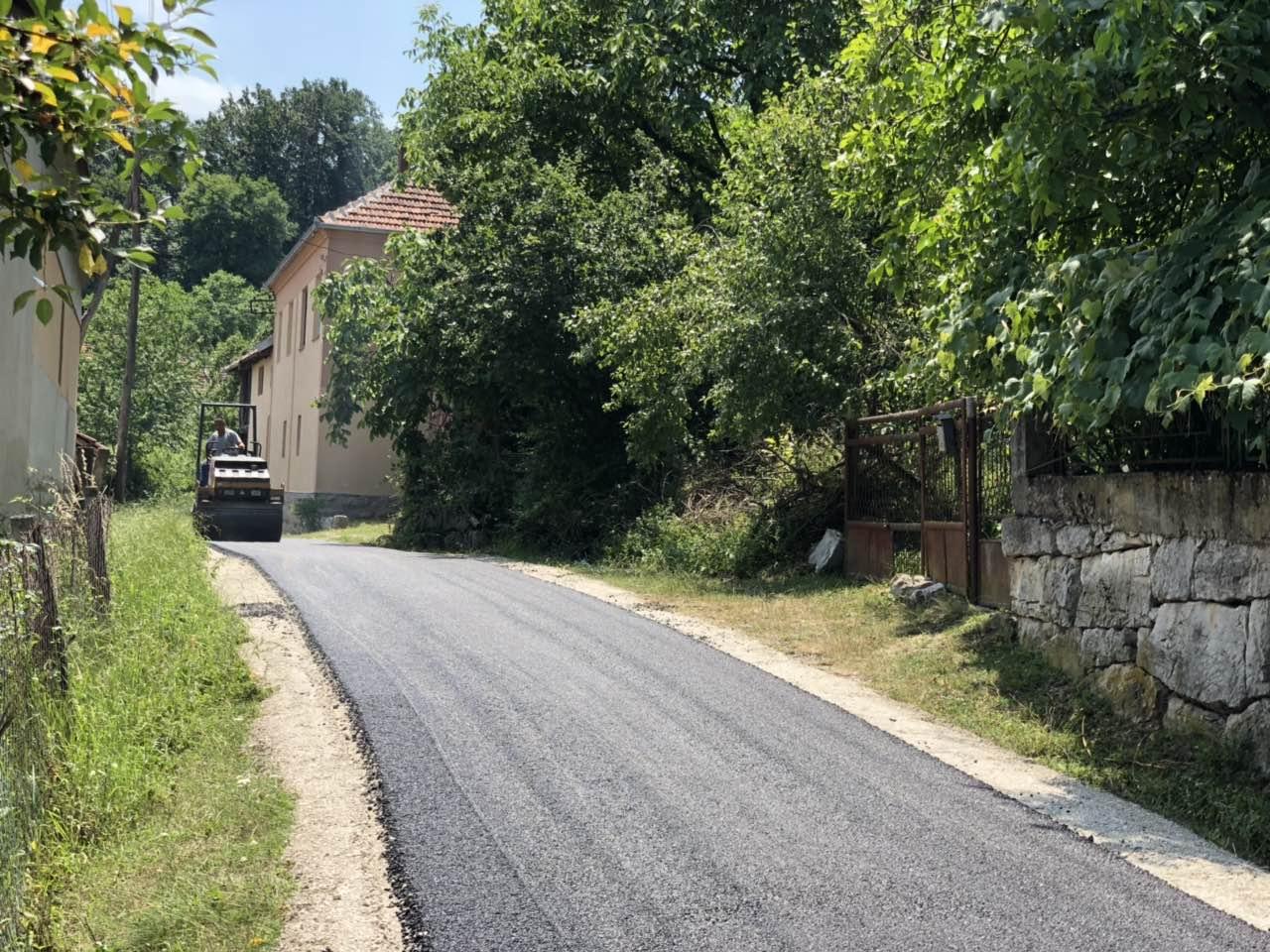 Selo Ribare dobilo novi put