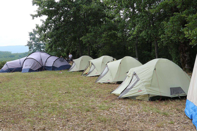 Šatori, foto: M.M.