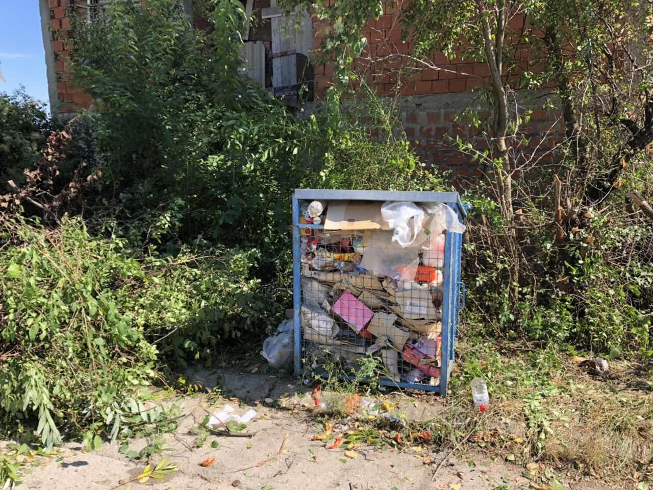 Smeće nije očišćeno godinama, foto: M.M.