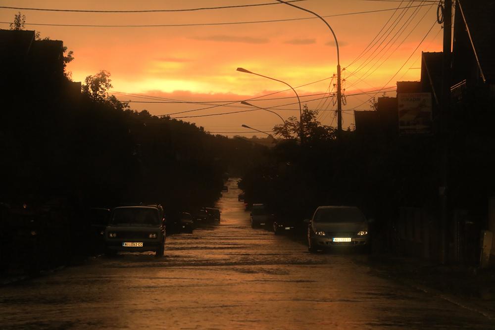 FOTO INFO: Potopljene svrljiške ulice