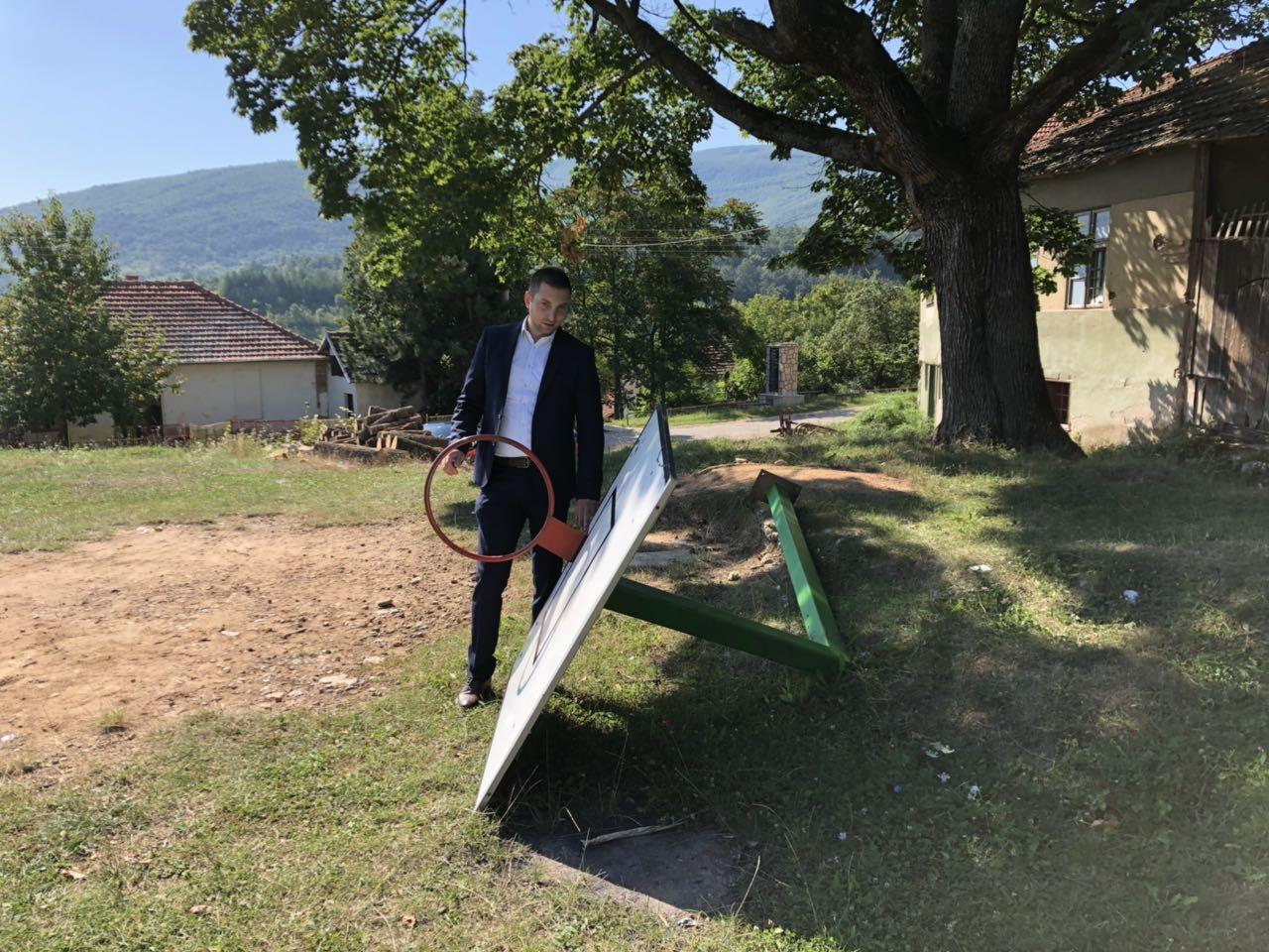 Marković obišao Ribare, foto: M.M.