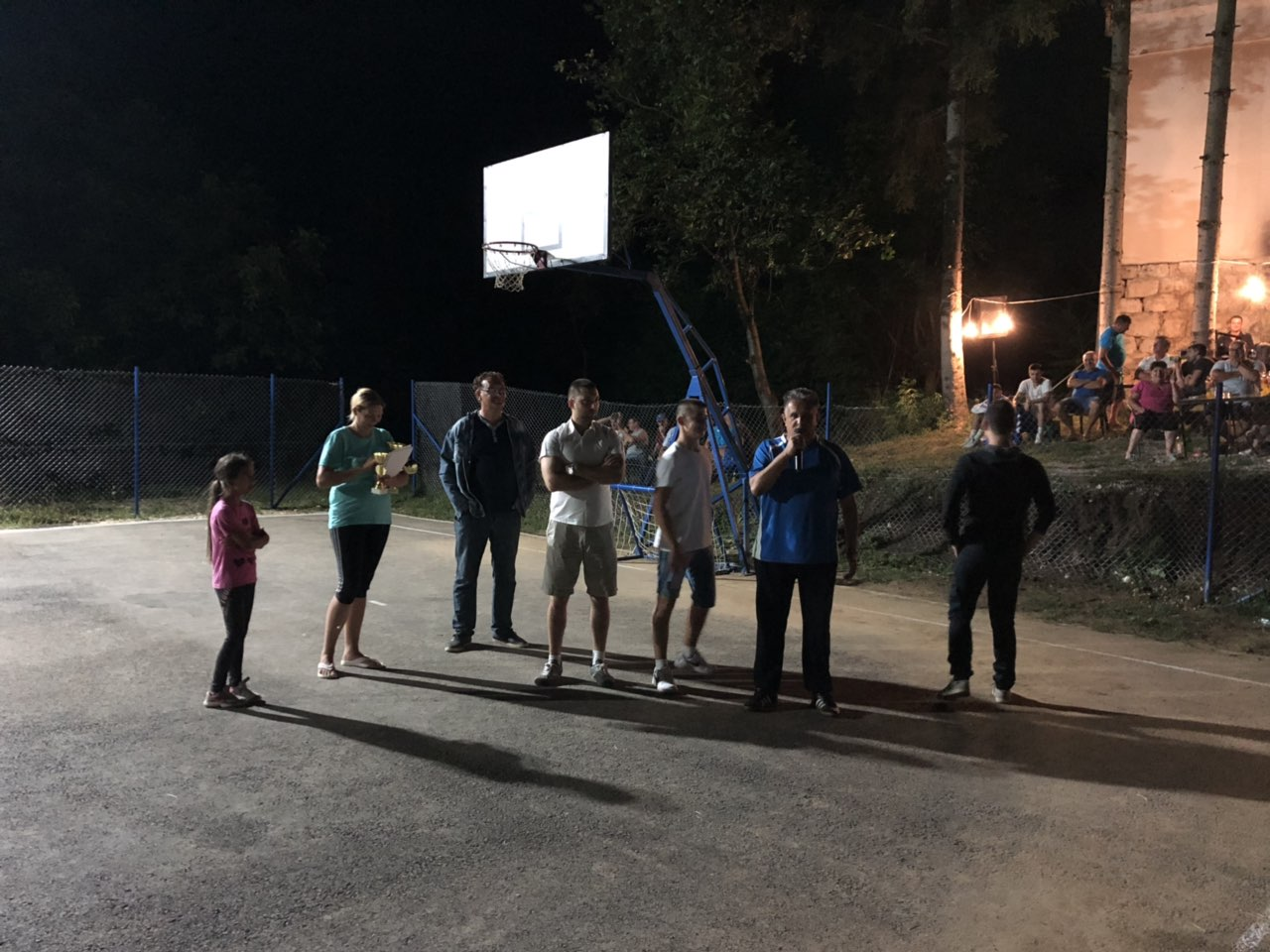Ekipa ,,Drajinac'' pobednik turnira u Prekonogi 1