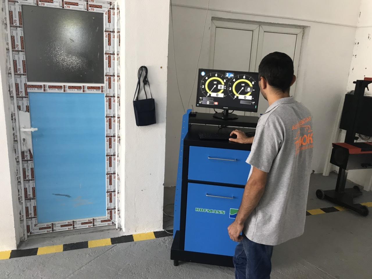 Tehnički pregled ,,Auto centar Timok'', foto: ,,Auto centar Timok''