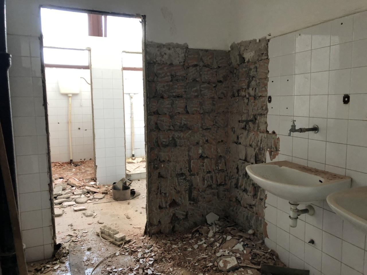 Rekonstrukcija Srednje škole uz pomoć SAD, foto: M.M.
