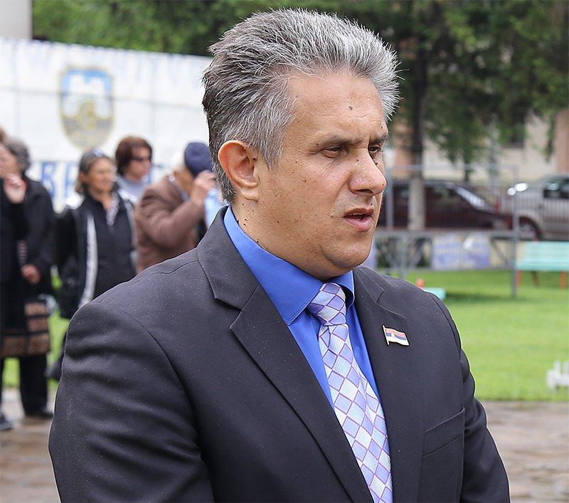 Miletić Milija, narodni poslanik, foto: A.P.