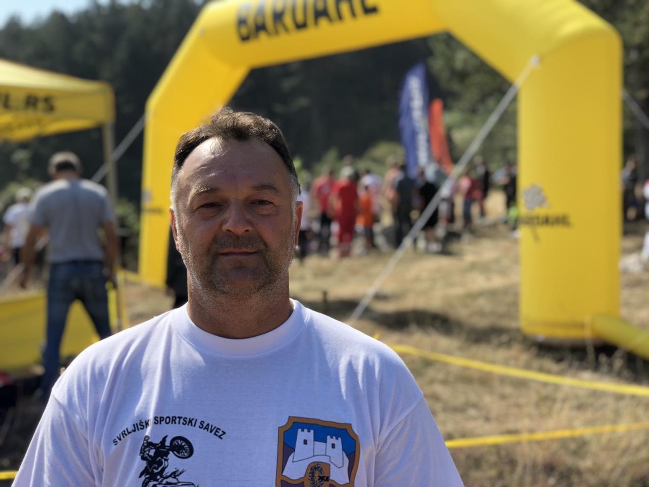 Radiša Stojadinović, ATV Svrljig, foto: M. Miladinović