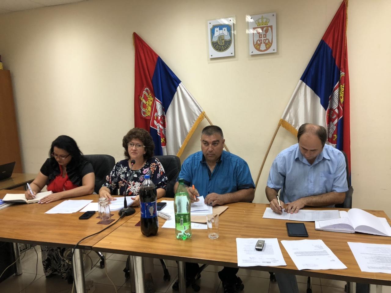 Sednica Skupštine opštine Svrljig, foto: M.M.
