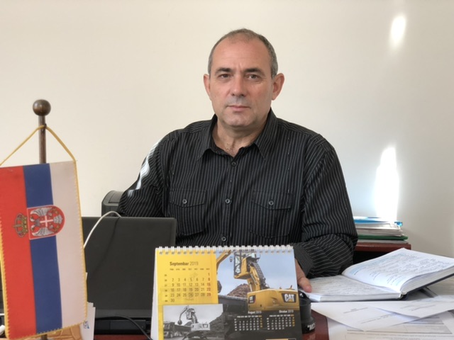 Direktor Jovan Đorđević, foto: Marko Miladinović