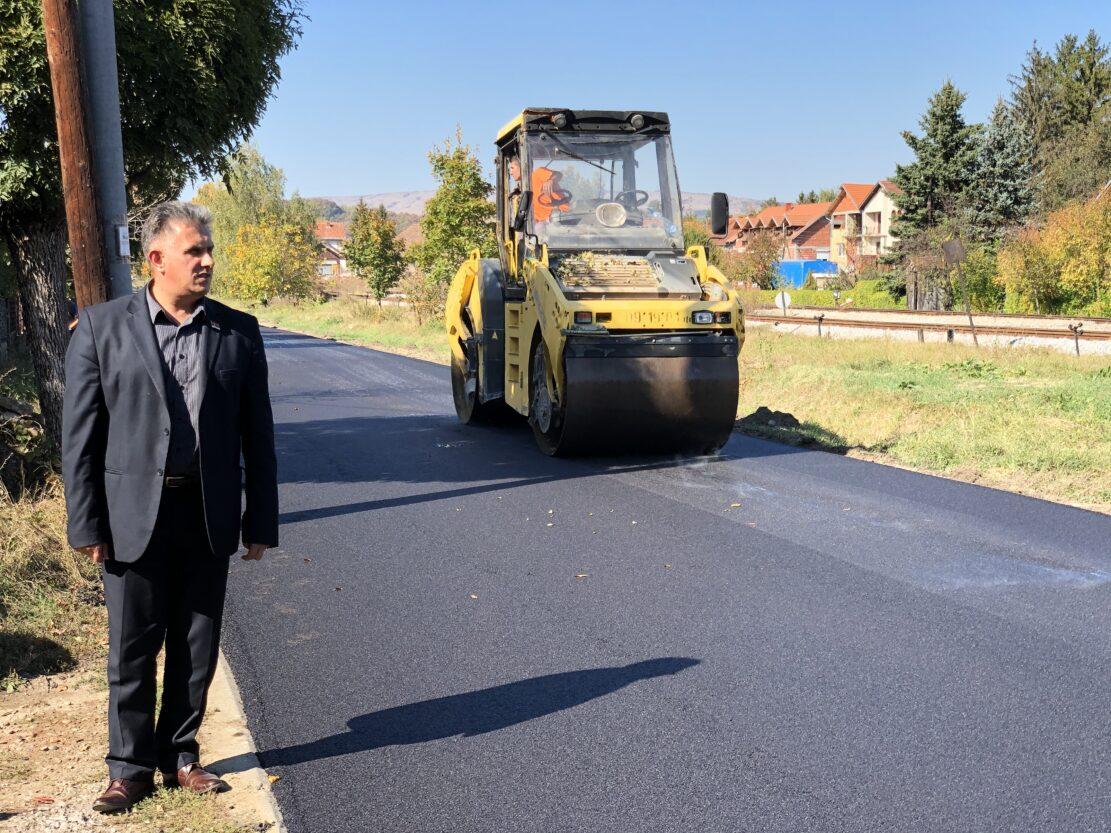 Miletić obilazi teren, foto: Marko Miladinović