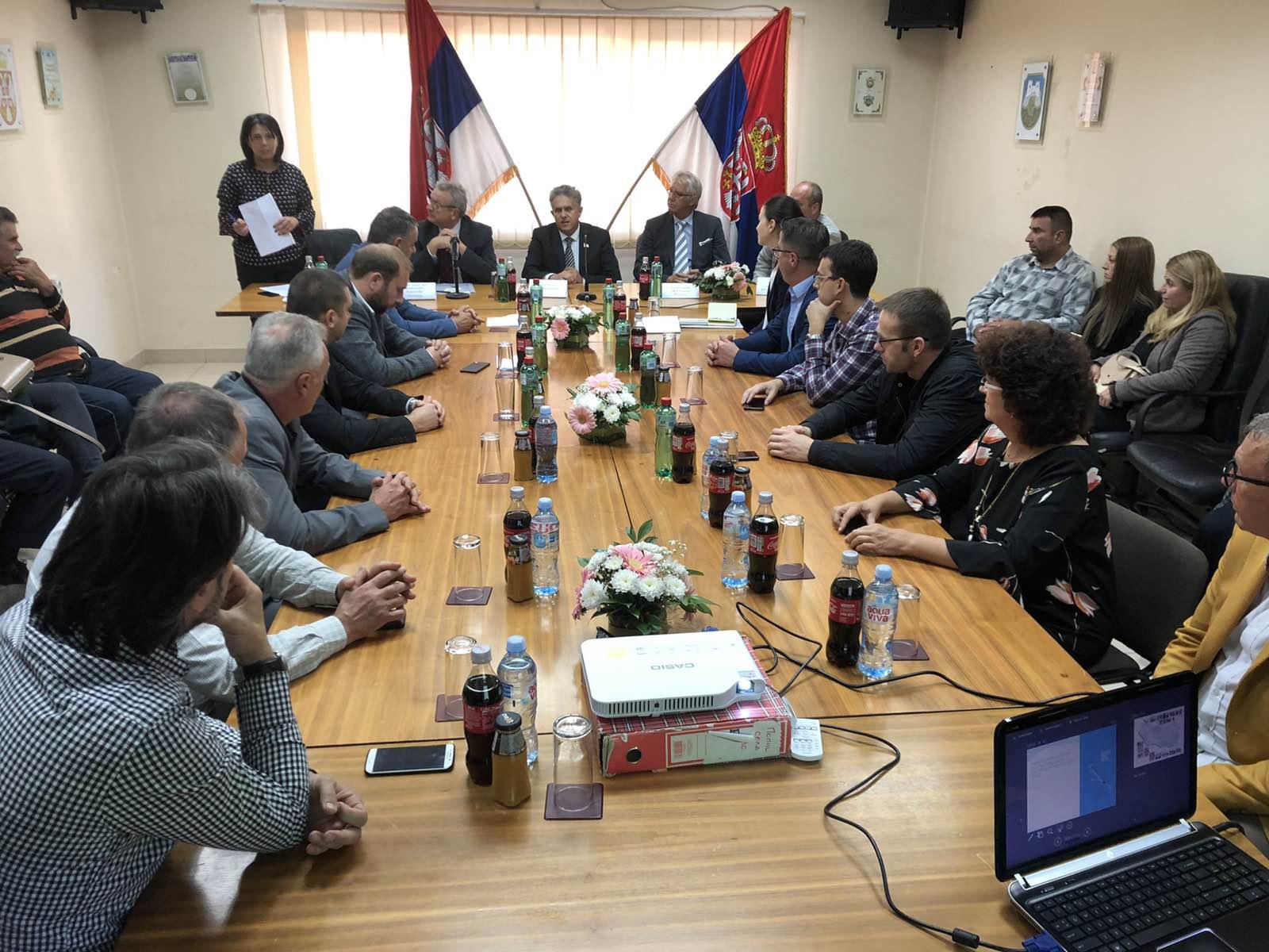 Sastanak u SO Svrljig, foto: M.M.